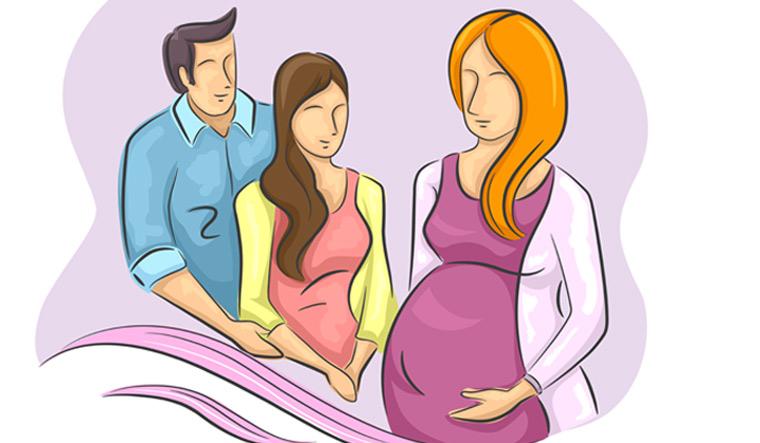 surrogacy surrogate mother pregancy couple childless shut