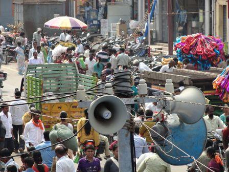 Loudspeaker ban in Kerala